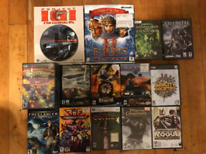 Selling Bundle of PC Games