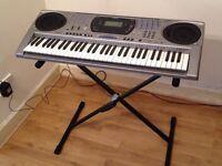 Casio CTK-671 keyboard