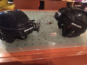 Casques de hockey Bauer junior
