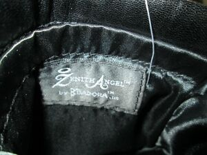Black Zenith Angel leather Hip purse North Shore Greater Vancouver Area image 4
