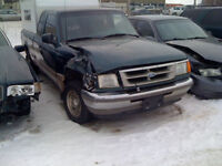 1997 Ford Ranger - parting out