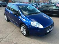 Fiat Grande Punto 1.2 Active + 2008 + YEARS MOT +
