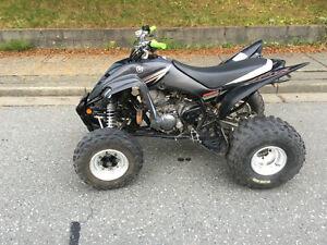 2006 Yamaha raptor 350 special edition