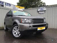 Land Rover Range Rover Sport 2.7TD V6 auto 2008MY HSE 4X4
