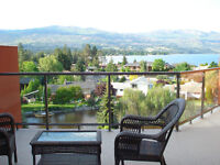 PENTHOUSE AT THE WATERS EDGE OF OKANAGAN LAKE