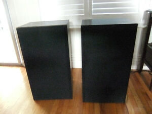 rare becker speakers in good cond, made in USA,
