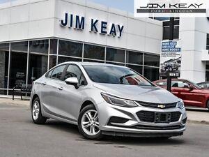 2017 Chevrolet Cruze LT  - Bluetooth -  SiriusXM - $60.17 /Week