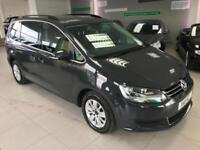 2011 Volkswagen Sharan 2.0TDI ( 140ps ) BlueMotion Tech SE - 3 FKeepers -