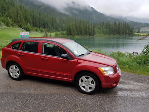Clean Title !! Fresh Saftied 2009 Dodge Caliber SXT, Crossover