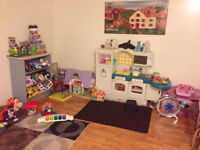 Licesend subsidized home daycare before/After school care