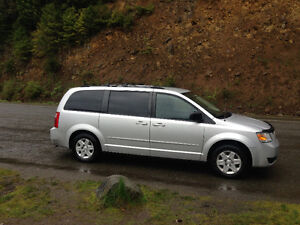 2010 Dodge Grand Caravan SE - Stow N' Go