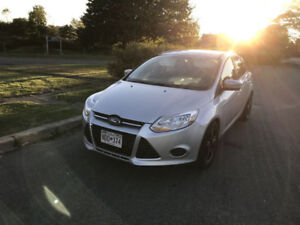 2014 Ford Focus SE Hatchback - Private Sale