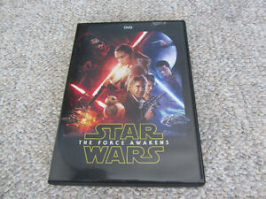 Star Wars - The Force Awakens on DVD