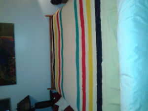 Vintage Rare 4Point Hudson Bay Blanket/Moving Sale! $179.00