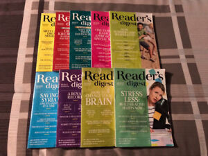 Readers Digest Magazine Collection