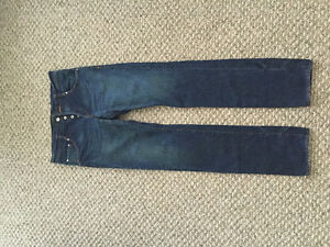 Size 34 Never Worn Wings + Horns Jeans