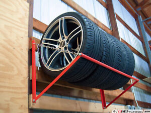 WE WILL STORE AND DETAIL YOUR TIRES FOR YOU!