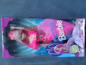 Barbie Fountain Mermaid NIB