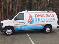 Furnace repairs? Gas line hook up? Call us