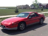 1985 Fiero GT