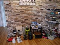Vente de garage/déménagement