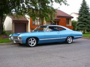 1967 Impala 2 d r hardtop