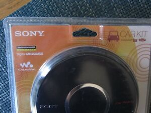 "Sony ""Car Ready"" CD Walkman Car Kit - New, Unopened! Kingston Kingston Area image 3"