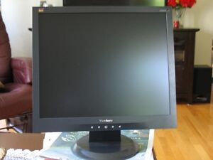 View Sonic Computer monitor