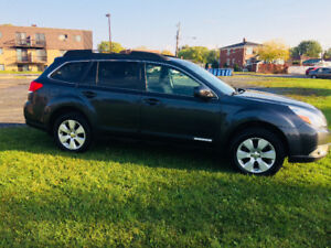 SUBARU OUTBACK ET FORESTER $7995,00 CONDITION AA1 FINANCEMENT
