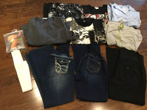 Maternity clothes XL—XLL 10 items for $50