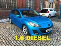 DIESEL_2010 Mazda 3_1.6 Tdci, 1 Year MOT, £30 Tax, Low mileage