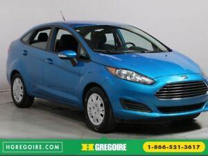 2014 Ford Fiesta SE AUTO AC GR ELECT BLUETHOOT
