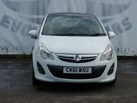 2011 VAUXHALL CORSA 1.3 LIMITED EDITION CDTI ECO FLEX DIESEL SERVICE HISTORY BLA