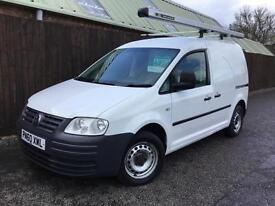 Volkswagen Caddy 1.9TDI C20....2 OWNERS....FULL SERVICE HISTORY....