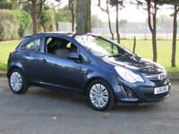 2011 Vauxhall Corsa 1.7CDTi eco SE**£30 TAX**74MPG**HEATED SEATS & S/WHEEL**