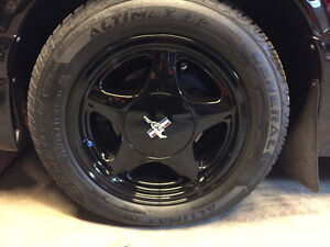 """79-93 Mustang Pony Wheels (Factory 16x7"""")"""