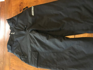 Protest Brand Women's Insulated Snowboard Pants Medium