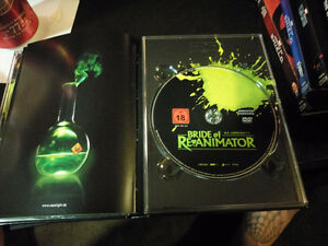 Bride of Re-animator german rare import blu-ray Kitchener / Waterloo Kitchener Area image 4