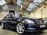 2011 Mercedes-Benz C Class 2.1 C200 CDI BlueEFFICIENCY Sport Edition 125