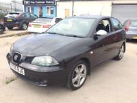 Seat Ibiza fr 1.8 20valve turbo ###low miles###