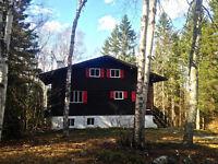 Maison Style Chalet à Val Morin