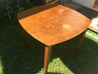 Dining room table with 3 chairs