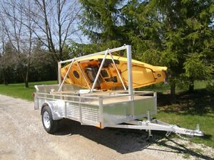 All Canadian Made BreMar/Ajj's Aluminum Trailers London Ontario image 15