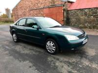 2002 Ford Mondeo 2.0 LX 4dr