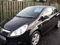 Vauxhall Corsa 1.3CDTi 16v ( 75ps ) ( a/c ) ecoFLEX 2010 1 OWNER / Cheap tax