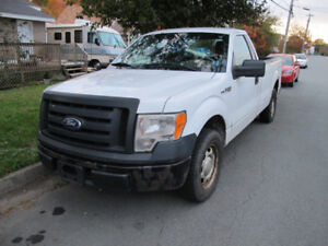 2010 F150 work truck, price FIRM
