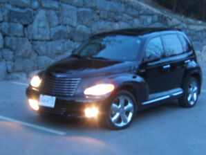 2004 Chrysler PT Cruiser Turbo Wagon