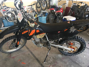 2002 KTM EXC 400 - $2600 or Trade for Street bike