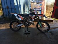Ktm 144 sx 2008 (not yz cr kx)