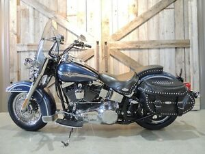 2003 Harley-Davidson FLHTC Heritage Softail Classic Peterborough Peterborough Area image 5